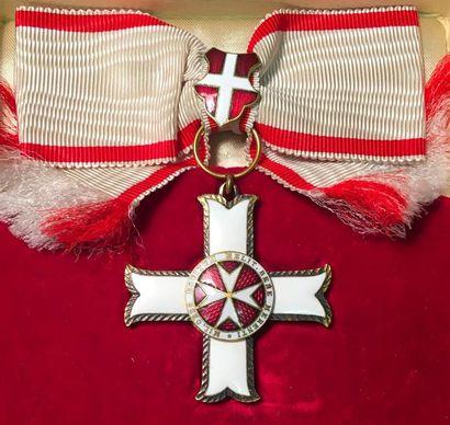 Ordre de Malte - Ordre du Mérite de Malte,...