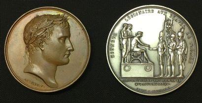 Légion d'honneur - Premier Empire, médaille...