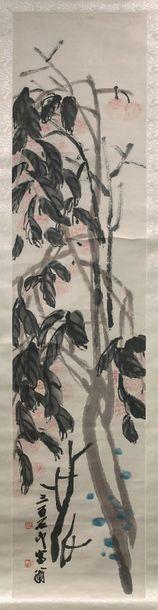 ATTRIBUÉ À QI BAISHI (1864-1957)