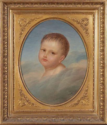 Attribué à Jérôme Martin LANGLOIS, école française du XIXe siècle
