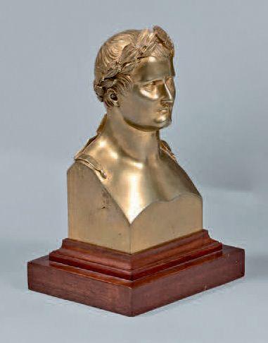 L'Empereur Napoléon Ier à l'antique Buste...