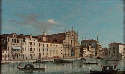École de Giovanni Antonio CANALETTO (1697-1768)