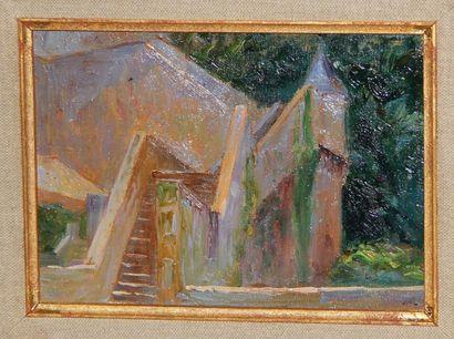 André NIVARD (1880-1969)