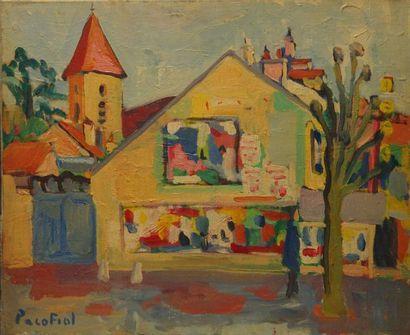Paco FIOL (1939)
