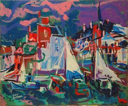 Marc BOUTEAU (1935)
