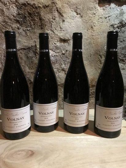 12 B. Volnay, Les Vieilles vignes, Vincent...