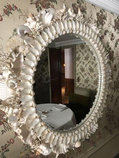 Création Thomas BOOG (né en 1959) Miroir...