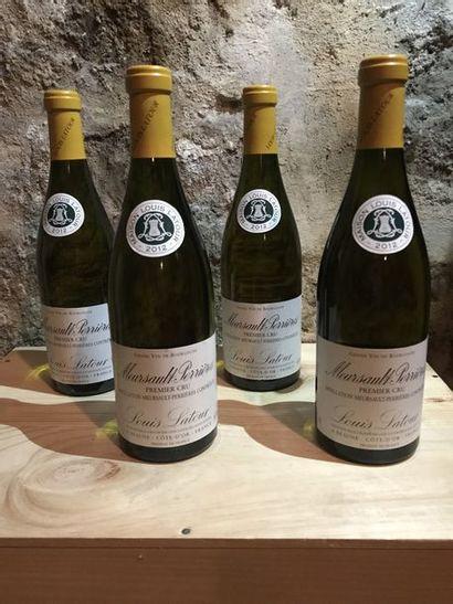 12 B. Meursault Perrieres, Louis Latour,...