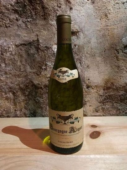 12 B. Bourgogne Aligoté, Maison Coche Dury,...