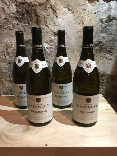 12 B. Bourgogne Bouzeron, Joseph Faiveley, 2016