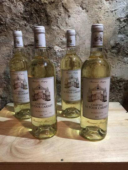 12 B. Château La Tour Carnet, Bernard Magrez,...