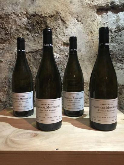 10 B. Clos du Cailleret, Chassagne Montrachet,...