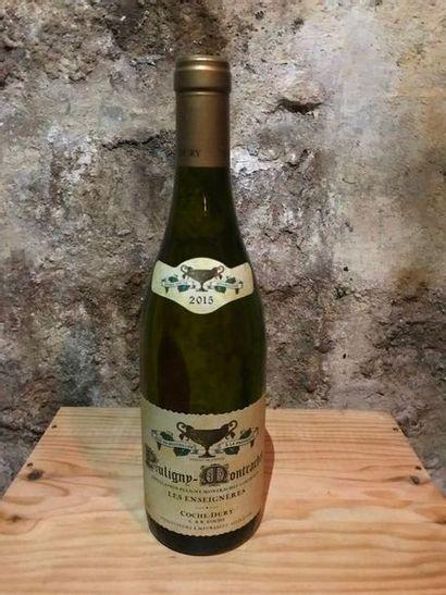 2 B. Coche Dury, Puligny Montrachet, Les...