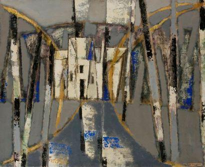 Jun DOBASHI [japonais] (1910-1975) Rêve d'un...