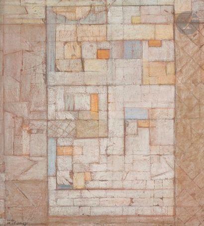 Michael GLANCY (né 1950) Composition Technique...