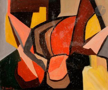 Jacques LACOTTE (XXe siècle) Composition...