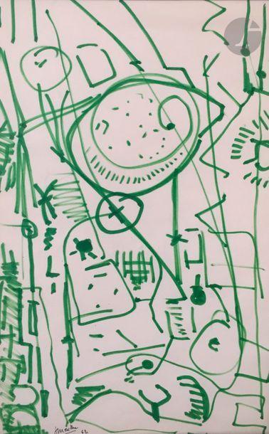 Jean MAILHE (1912-1997) Compositions, 1962...