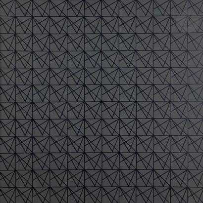 Maud PEAUÏT (1926-2012) Composition Acrylique...