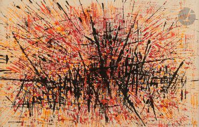 Bernard QUENTIN (né en 1923) Composition...