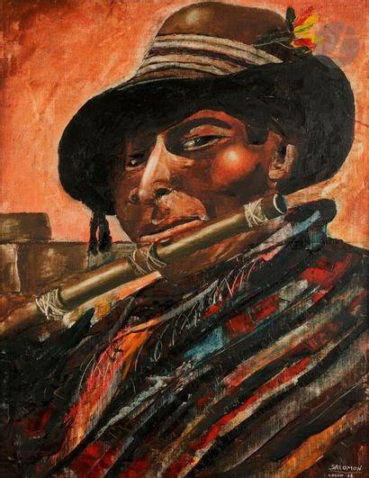 Amilcar SALOMON ZORRILLA (XX-XXIe siècle)...