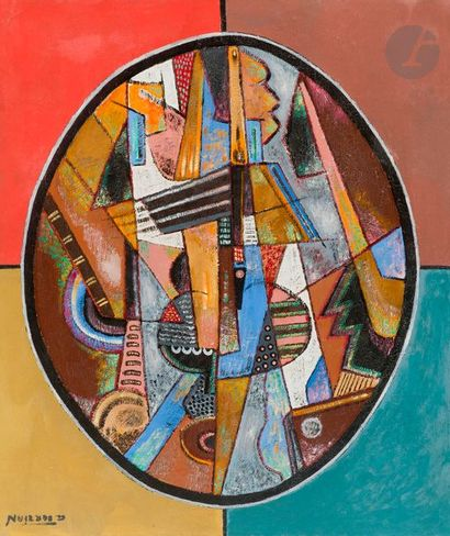 Georges TERZIAN (né en 1939) Composition,...