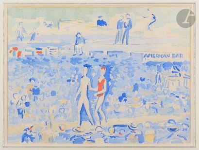 Kees VAN DONGEN (1877-1968) Le Gala du costume...