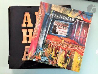 [AUTHOUART] 2 ouvrages: - Authouart, Le Grand...
