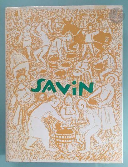 [SAVIN] Armand Lanoux, Maurice Savin ou l'Age...