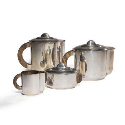 ERCUIS Service à thé et café moderniste en...