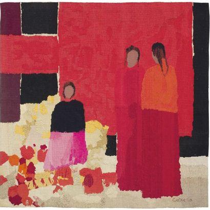 BERNARD CATHELIN (1919-2004) CARTONNIER &...