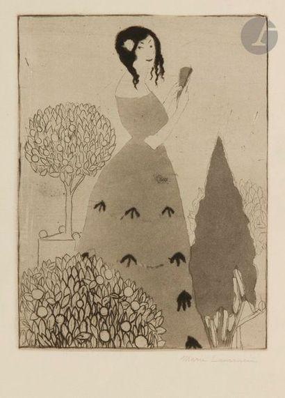 Marie Laurencin (1883-1956) Mil eight hundred...