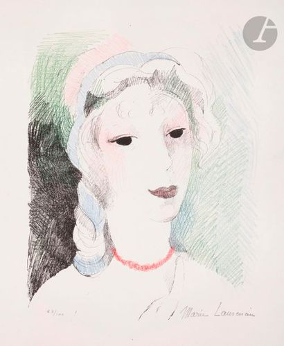 Marie Laurencin (1883-1956) The Duchess of...