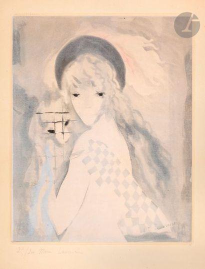 Marie Laurencin (1883-1956) (after) La Femme...