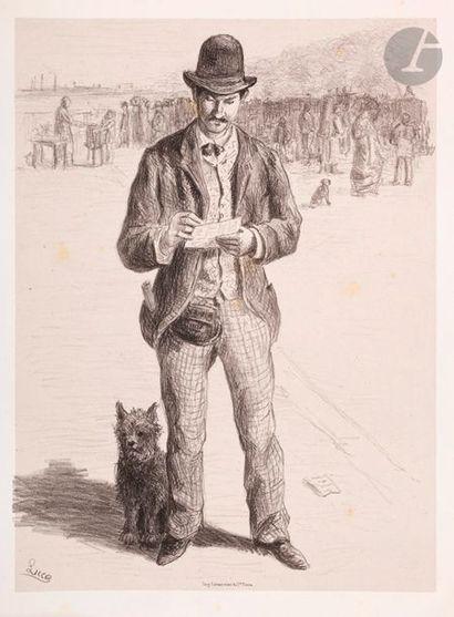 *Maximilian Luce (1858-1941) Pl. for Bogey...
