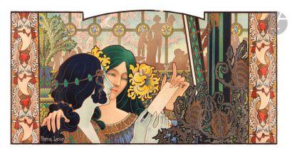 *Marcel-Lenoir (Jules Oury, said) (1872-1931)...
