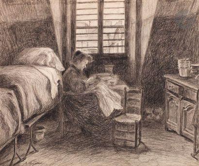 Albert Morand (XIXe-XXe s.) Un fort lot de...