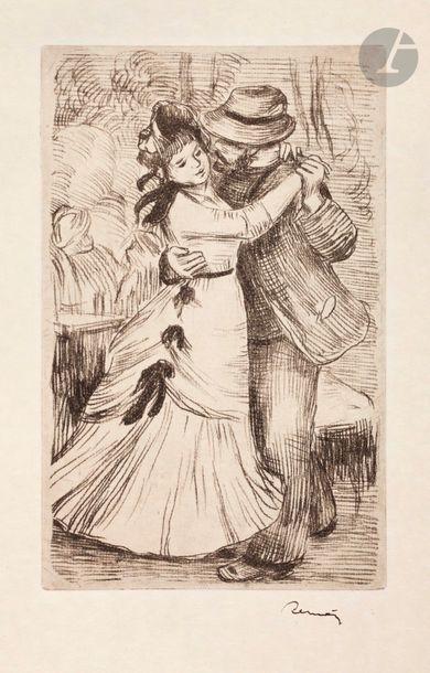Pierre-Auguste Renoir (1841-1917) La Danse...