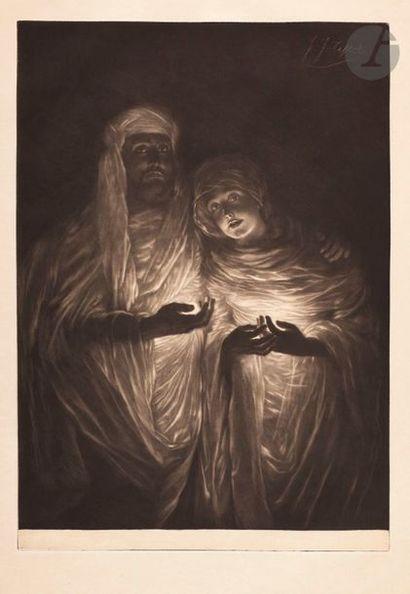 James-J.-J. Tissot (1836-1902) Apparition...