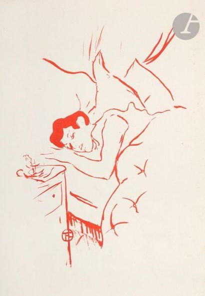 Henri de Toulouse-Lautrec (1864-1901) Ta...