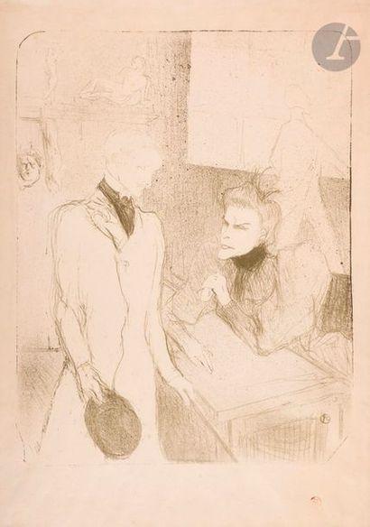 Henri de Toulouse-Lautrec (1864-1901) Brandès...