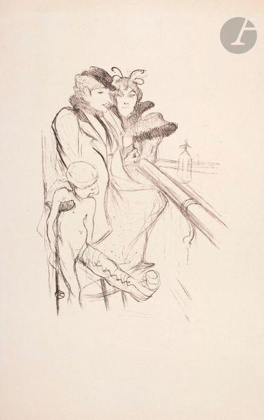 Henri de Toulouse-Lautrec (1864-1901) Éros...