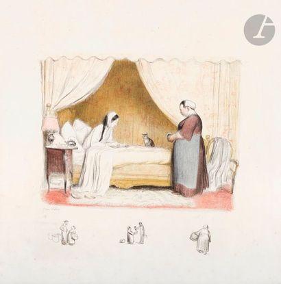 Jean Veber (1864-1928) Les Comptes de la...