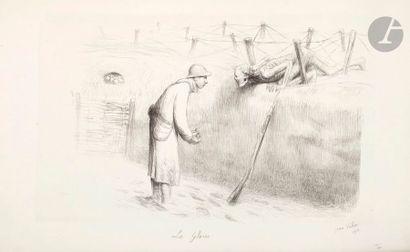 Jean Veber (1864-1928) La Gloire, ou Face...