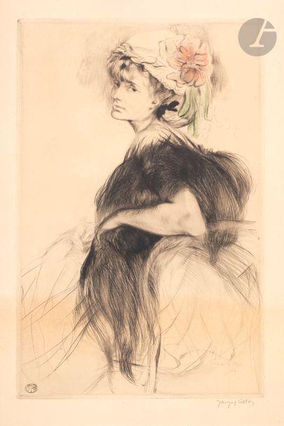 *Jacques Villon (Gaston Duchamp, dit) (1875-1963)...