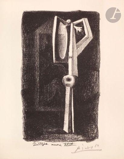 Pablo Picasso (1881-1973) Figure. Baigneuse...