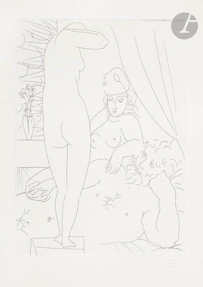Pablo Picasso (1881-1973) Suite Vollard Le...