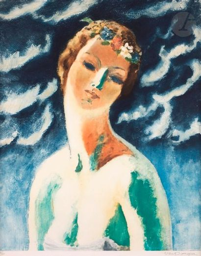 Kees van Dongen(1877-1968) Cérès. 1948....