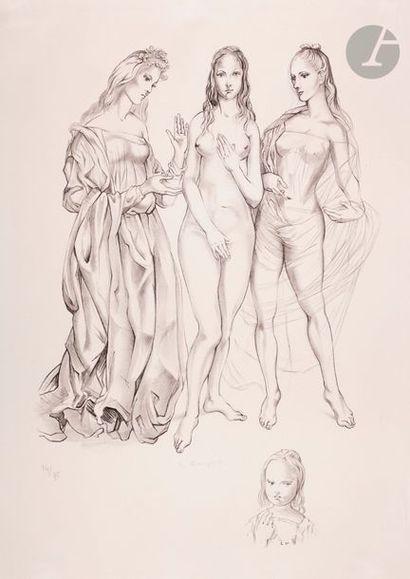 Léonard-Tsuguharu Foujita (1886-1868) La...
