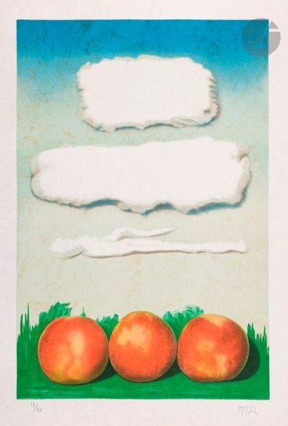 Man Ray (Emmanuel Radnitsky, dit) (1890-1976)...
