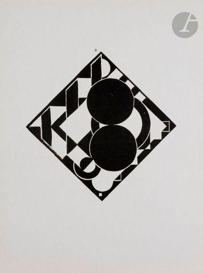 *Jozef Peeters (1895-1960) XVII Linogravures...